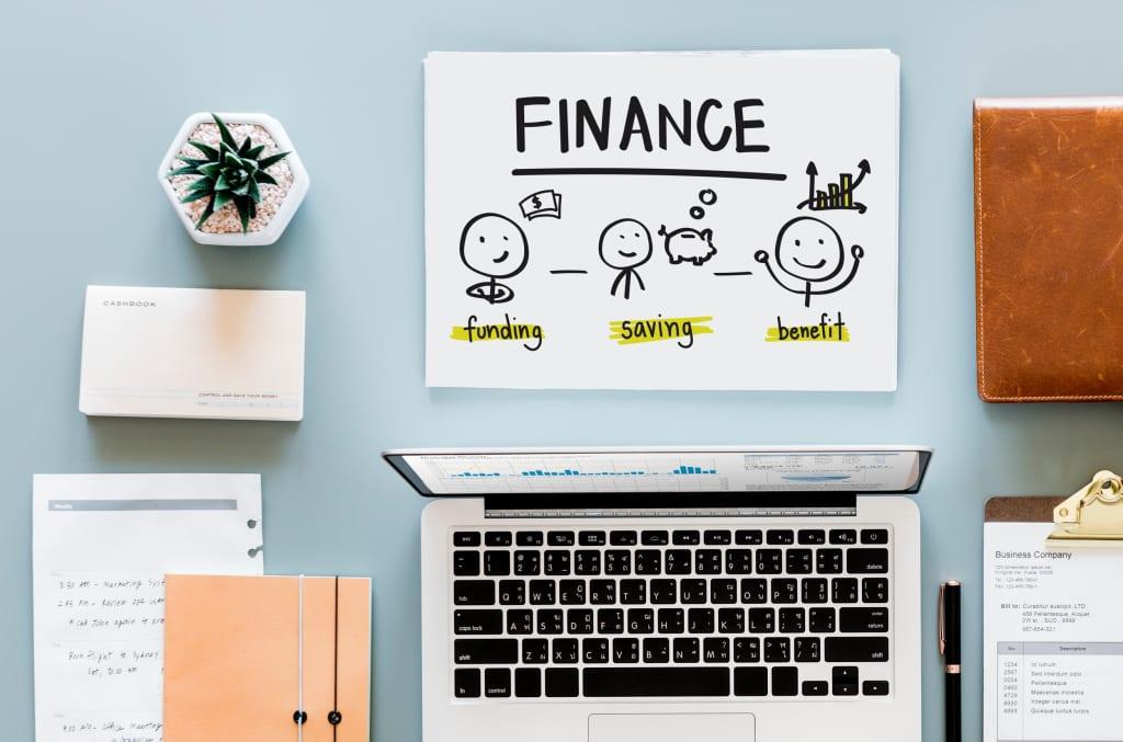 3種類の資金調達法